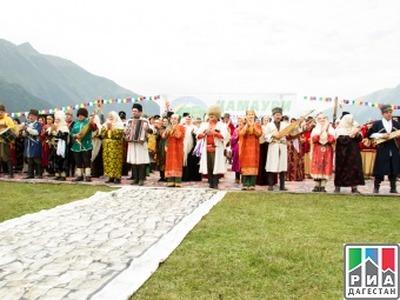 Дагестан встречает гостей фестиваля традиционной культуры