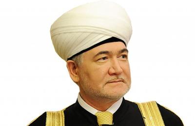 Муфтий обратился к мусульманам России по случаю начала месяца Рамадана