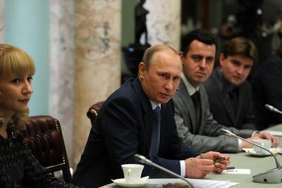 Путин: Во главе ополчения в 1612 году стоял этнический татарин