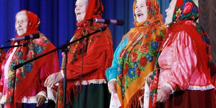 В Барнауле прошёл фестиваль национальных культур