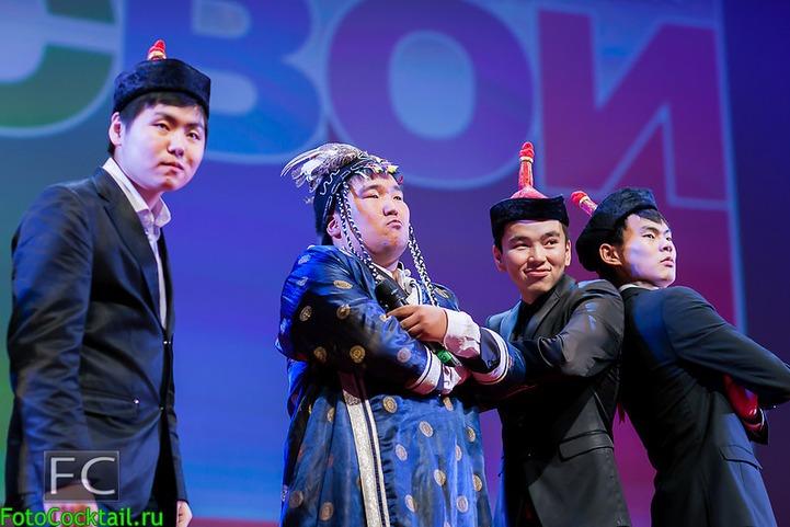 В Москве молодёжь поучаствует в конкурсе национального юмора