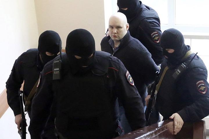 Прокуратура обжаловала возврат дела националиста Константинова