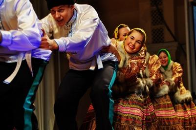 """Фестиваль """"Оренбургский пуховый платок"""" собрал лучших российских исполнителей"""
