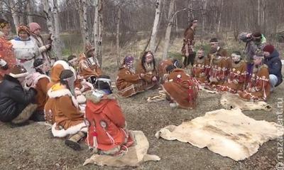 Коряки на Камчатке отпраздновали день без обид - Аюангыт