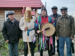 Кумандинцы Алтая поклонились эротическому божеству Коча-кан