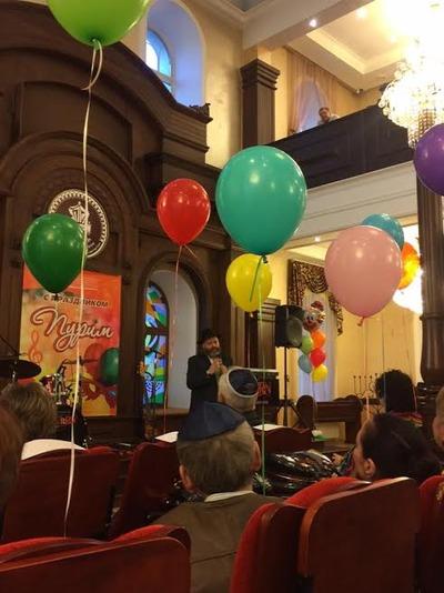 Студенты Школы межэтнической журналистики в Иркутске отпраздновали Пурим