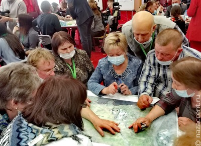 Жители Лабытнанги обсудили с казанскими архитекторами развитие древней Коми-деревни