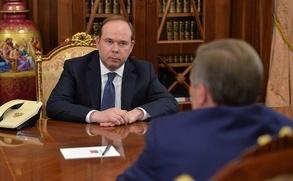 Главой администрации президента назначен человек с эстонской фамилией