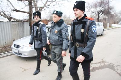 После терактов улицы Волгограда, Краснодара и Москвы будут патрулировать казаки
