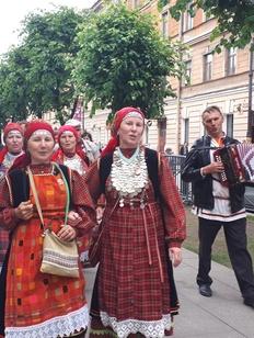 Удмуртский Гербер впервые пройдет в Санкт-Петербурге
