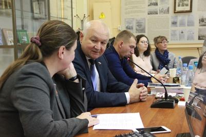 """Первый день """"СМИротворца-2019"""" в Москве"""