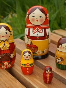 Русский атрибут с японскими корнями