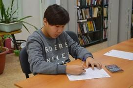 Диктант на якутском языке написали 300 жителей республики