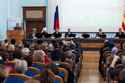 Родные языки обсудили на Съезде народов Южного Урала в Челябинске