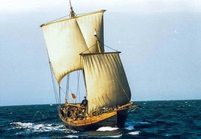Американцы построят суперъяхту на основе древней поморской лодки