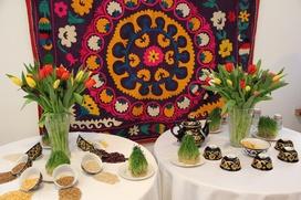 В МДН отпразднуют Навруз по-узбекски