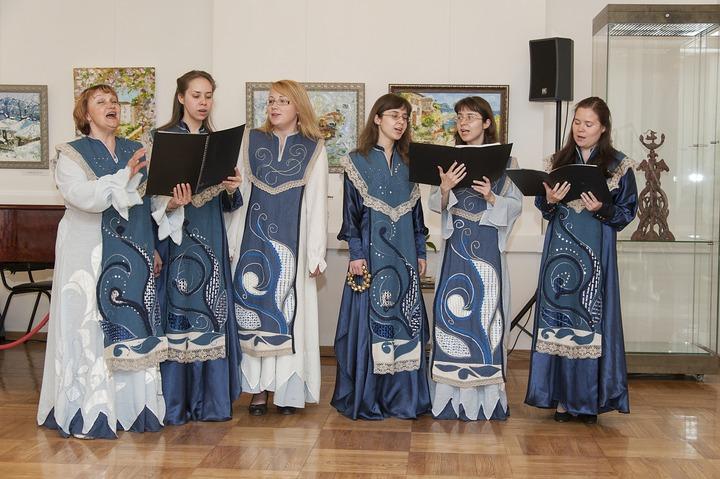 В Московском доме национальностей вспомнили славяно-русские традиции