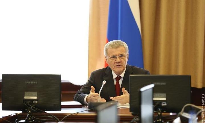 Юрий Чайка рекомендовал терским казакам усилить сотрудничество с Минобороны
