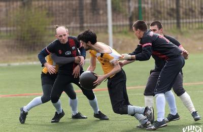 Футбол по-нашему