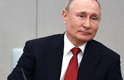 Путин поздравил российских евреев с Днем спасения и освобождения