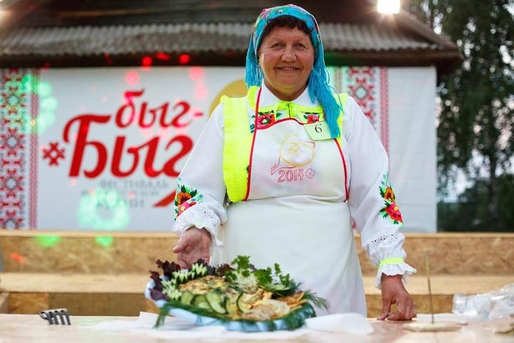 """Кулинарный """"Быг-быг"""" соберет тысячу участников"""