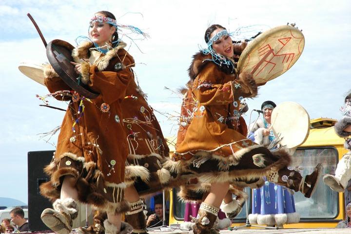 Эвенский праздник первой рыбы пройдет в Магаданской области