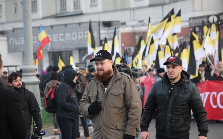 Демушкина задержали на казачьем турнире и вызвали на беседу в ФСБ