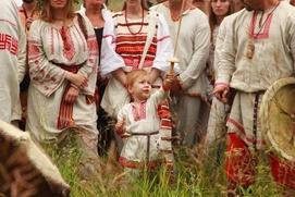 Во Владивостоке отметили праздник дружбы и объединения славян
