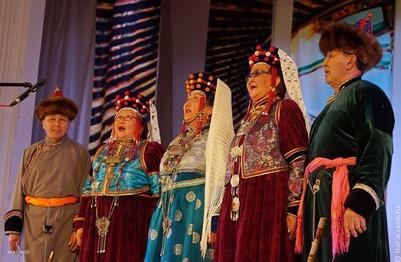 Спектакль по мотивам бурятского эпоса XVI века впервые показали в Улан-Удэ