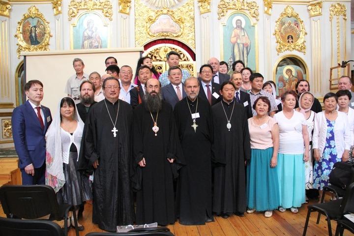 Чаплин: Принятие православия помогло корейцам стать частью народов России