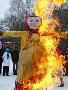 В Ижевске попрощаются с зимой по-удмуртски