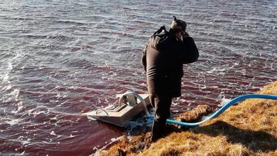В Норильске коренным народам компенсируют ущерб после разлива нефтепродуктов