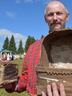 Реликвии старинных удмуртских родов представили на сходе воршудов в Удмуртии