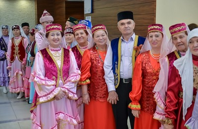 Пятый Конгресс народов Приморья пройдет во Владивостоке
