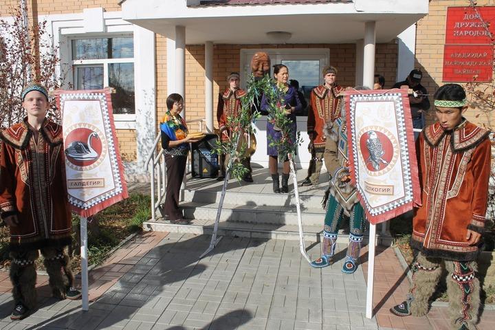 Эвенкийский праздник родовых заповедей прошел в Бурятии