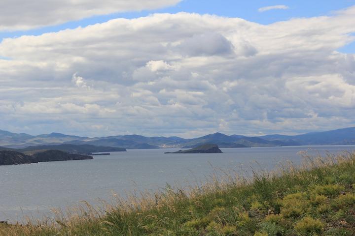 Остров Огой на Байкале