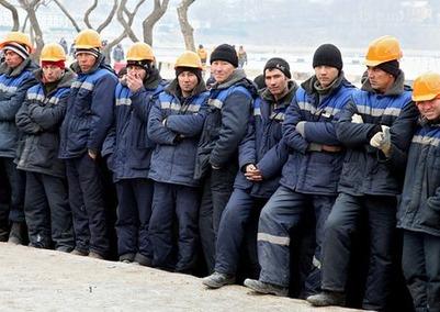Трудовых мигрантов привлекут для работы в особой экономической зоне в Крыму