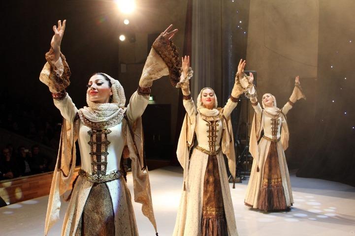 Московские лезгины отпраздновали Яран Сувар