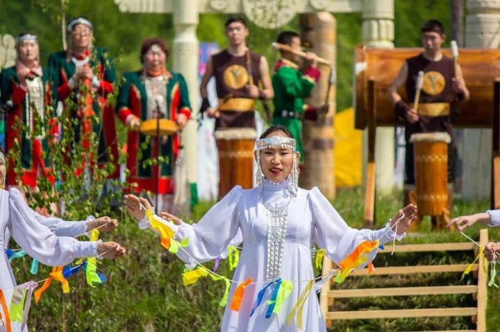 В Якутии обсудили празднование трех Ысыахов