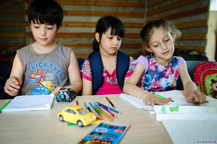 В Ногинске закрылась школа для детей сирийских беженцев