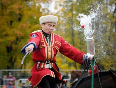 В Москве пройдет казачий чемпионат по рубке шашкой