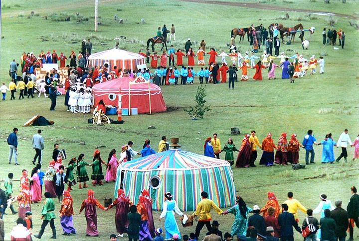 В Хакасии отметят Праздник первого айрана