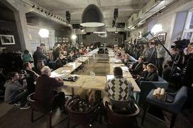 Координационный совет оппозиции поддержал резолюцию националистов