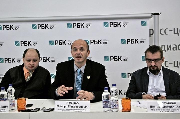 """Лидер украинских русинов заявил об открытии """"второго фронта"""""""