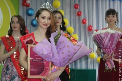 Удмуртскую красавицу выбрали на конкурсе в Башкортостане