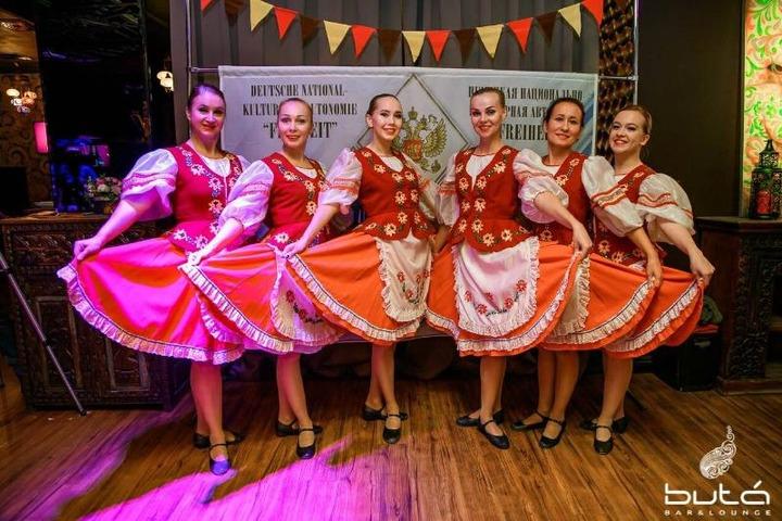 Октоберфест отпраздновали российские немцы в Коми