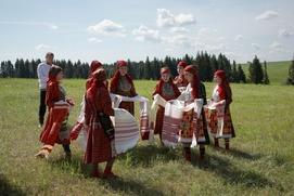 Удмуртские жрецы проведут ритуал освящения обрядовой каши