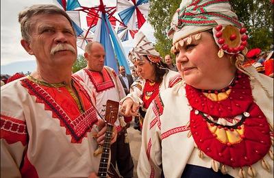 """Вепсский праздник """"Древо жизни"""" посвятят юбилею этнокультурной столицы Вепсарии"""