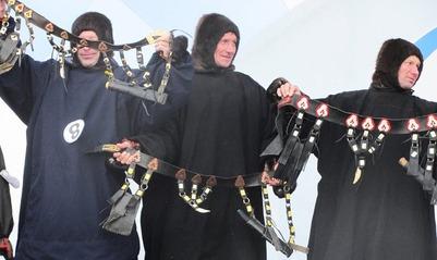 В Салехарде прошел конкурс национальной одежды