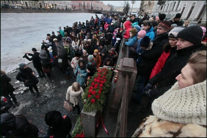 Национальные объединения Санкт-Петербурга почтят память погибших блокадников